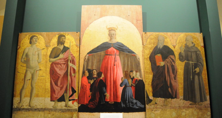 On The Footsteps Of Piero Della Francesca At Roseo Euroterme