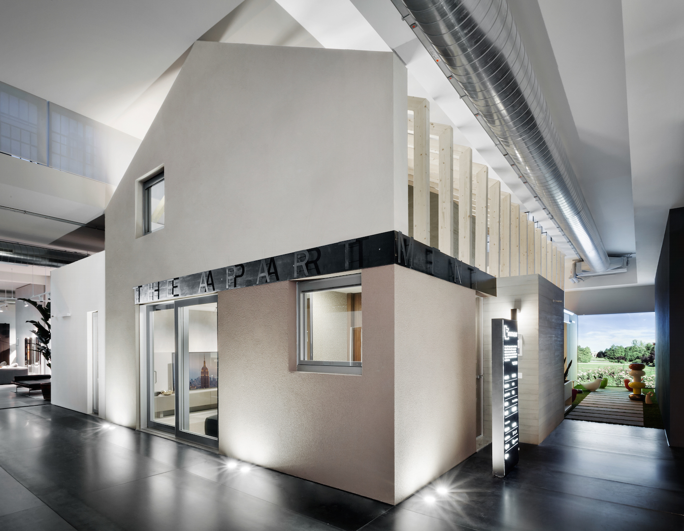 Milano contract district the luxury fusion of design and for Milano design district