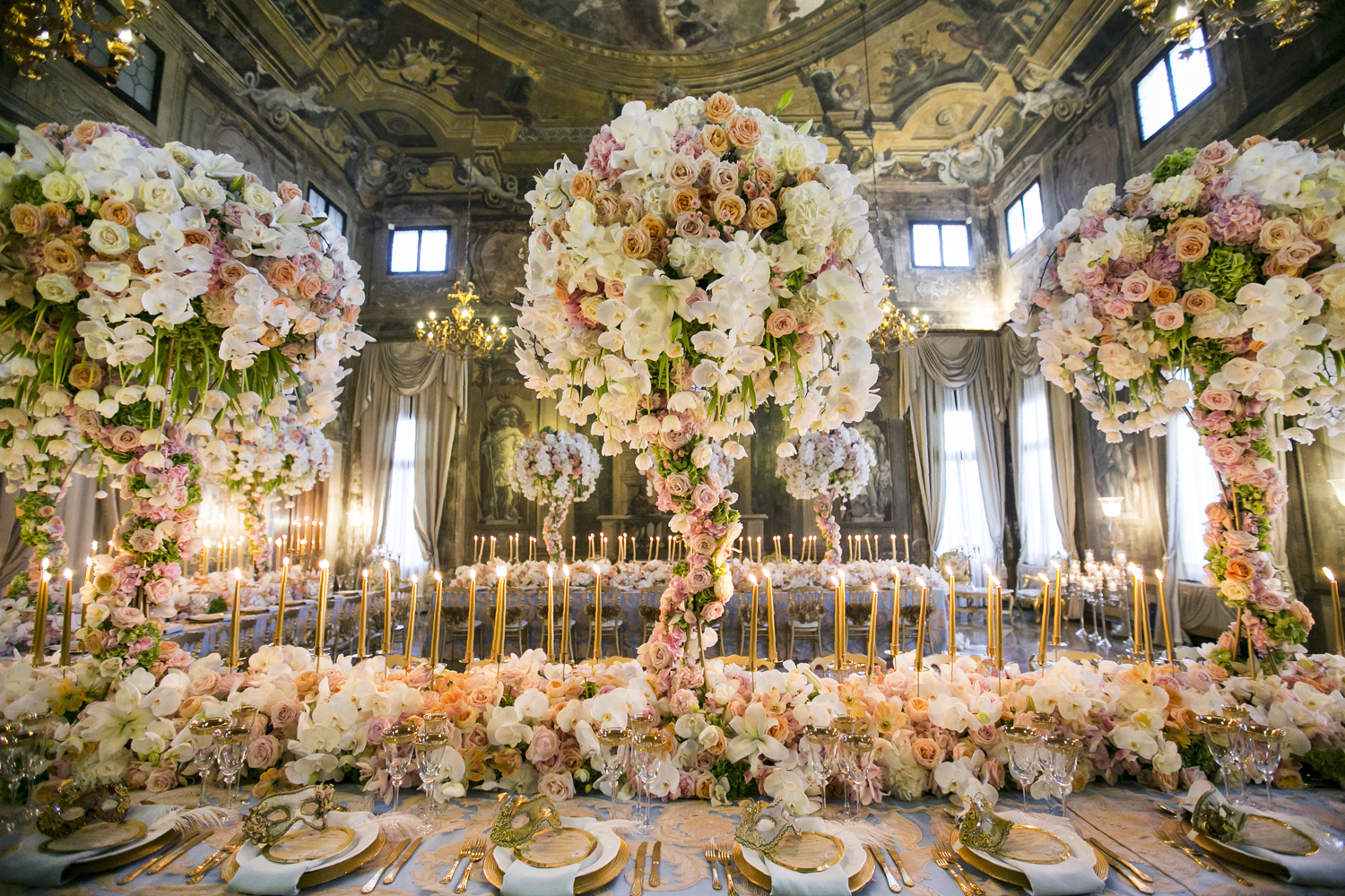 Luxury Life Design Best Wedding Locations In The World: ITALY INSPIRES: ITALIAN INSPIRATION FOR LUXURY WEDDING