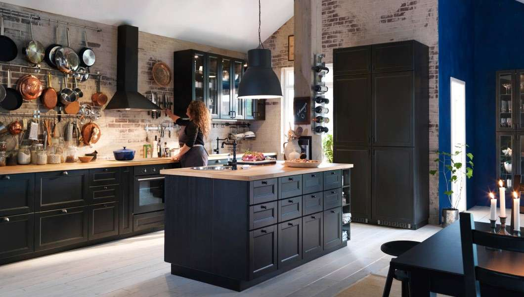 Awesome Ikea Roma Cucine Contemporary - Ideas & Design 2017 ...