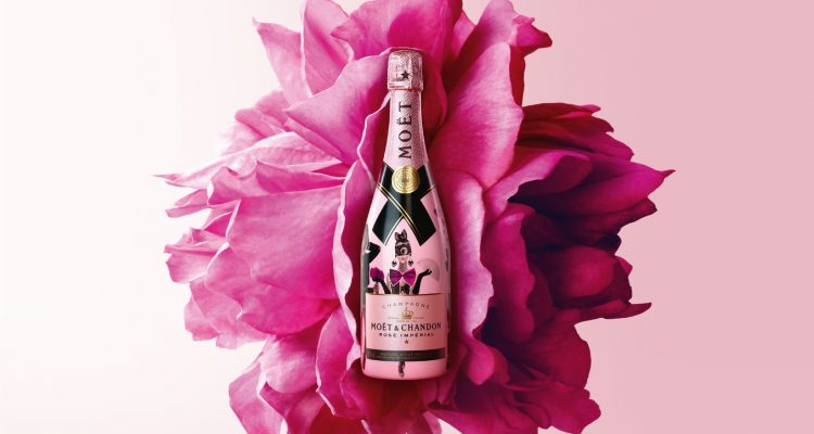 MOE¦êT & CHANDON 2018 ROSE