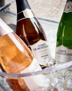 Champagne Comte de Montaigne