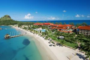 [HQ]_Sandals Grande St. Lucian Aerial