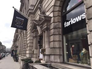 Farlows Esterno