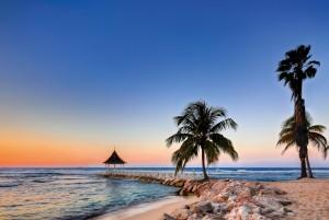 half-moon_jamaica_iconic_gazebo_at_sunset