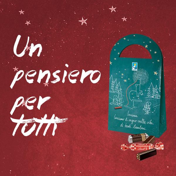 Airc Regali Di Natale.Natale Con Airc Per Il Futuro Dei Bambini Stylux