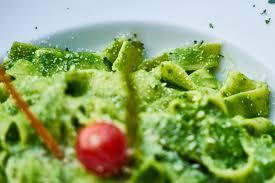 Pasta Pesto Day