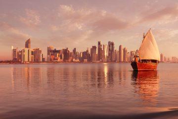 Summer in Qatar